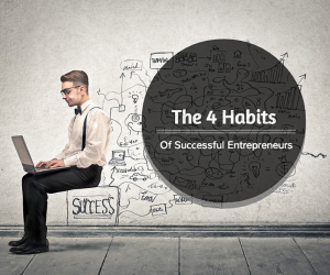 How do you become a successful entrepreneur?