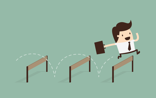 How to overcome business hurdles