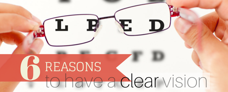 6 Reasons a lack of vision could kill your business.