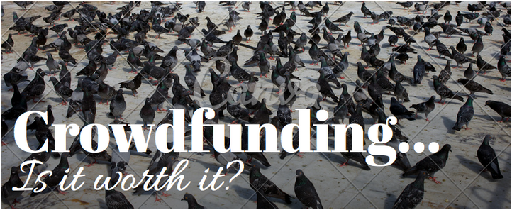 crowd funding and is it worth it