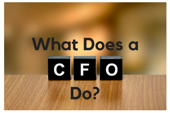 What is a CFO and What does a CFO do